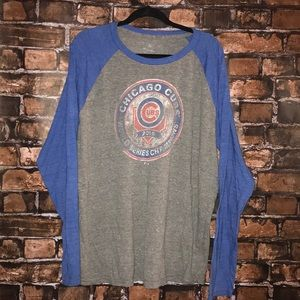 MLB Chicago Cubs long sleeve shirt Fanatics
